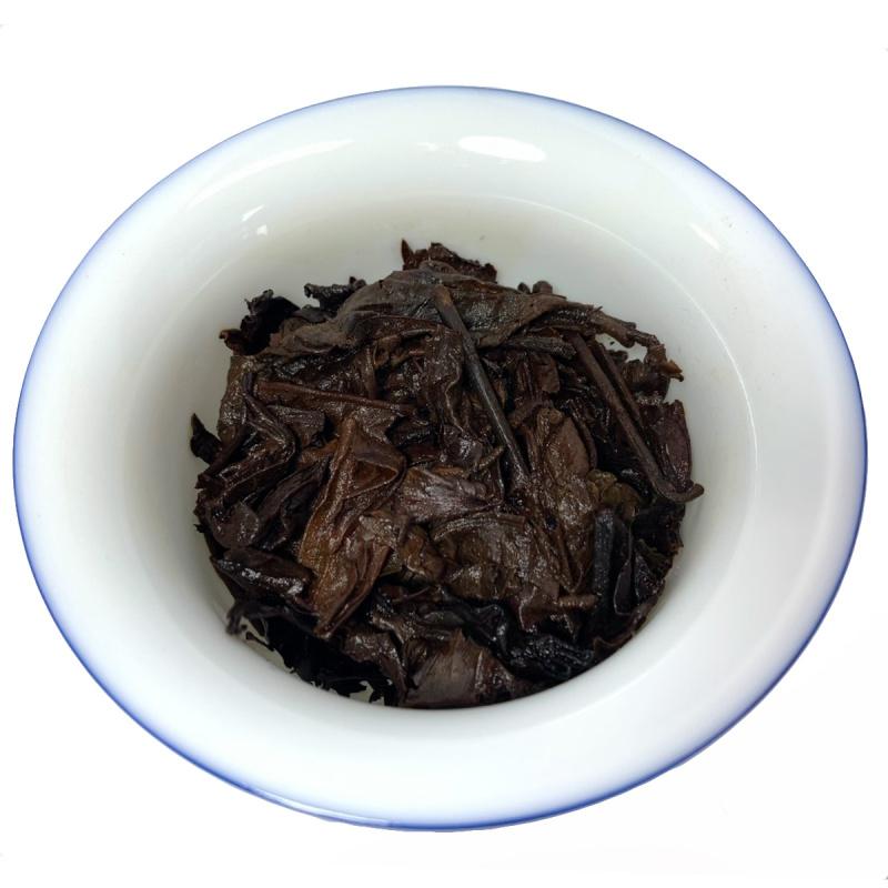 班章 300年古樹 黃片普洱熟茶磚 500g【市集世界 – 市集茶莊】