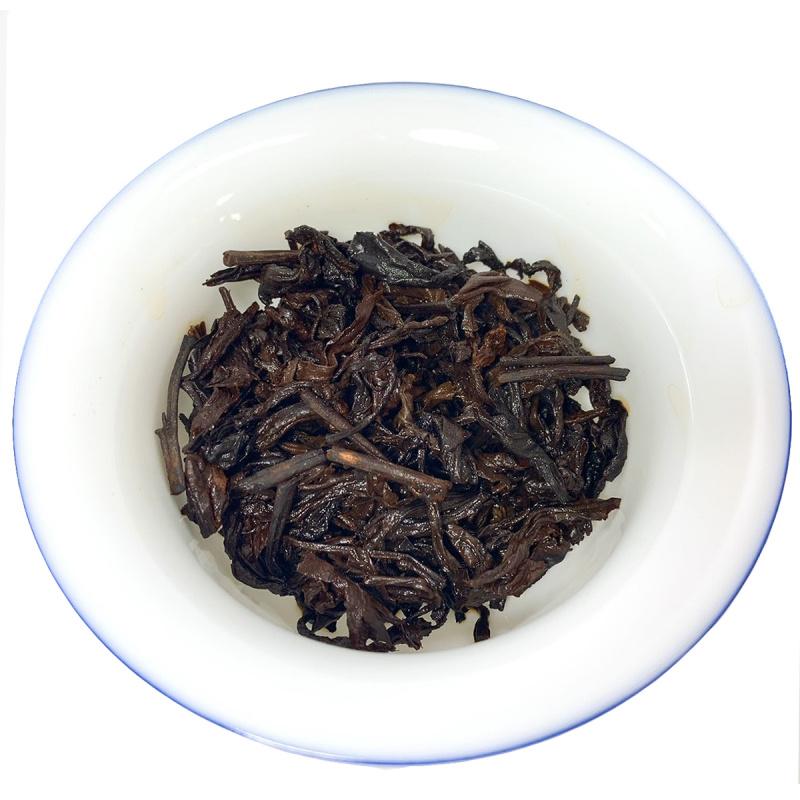 2007年 國有林 500年古樹 布朗竹筒普洱熟茶 500g【市集世界 – 市集茶莊】