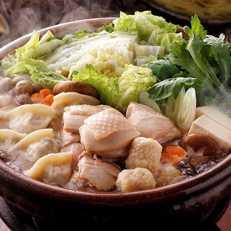 日本 博多華味鳥 海鮮火鍋 湯底包 600g【市集世界 - 日本市集】