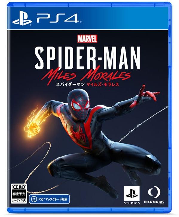 PlayStation®4 遊戲軟件 -  漫威蜘蛛俠:麥爾斯·摩拉斯 (中英韓文版)