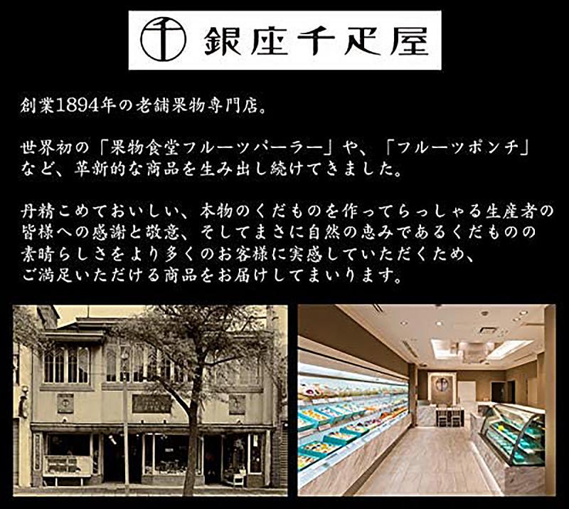 日本 銀座千疋屋 特大粒士多啤梨 白朱古力 小禮盒【市集世界 - 日本市集】