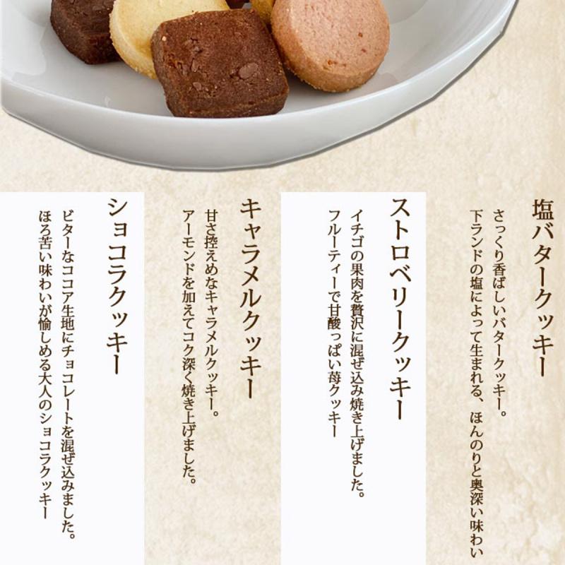 日本 中島大祥堂 11件裝 雜錦烘焙曲奇糕點禮盒【市集世界 - 日本市集】