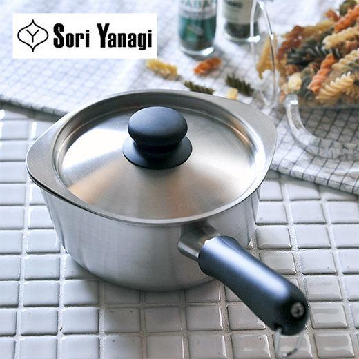 柳宗理 - 不鏽鋼牛奶鍋