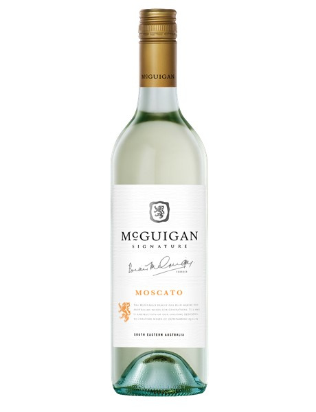 McGuigan Signature Moscato 麥基根 名鑄系列 莫斯卡托