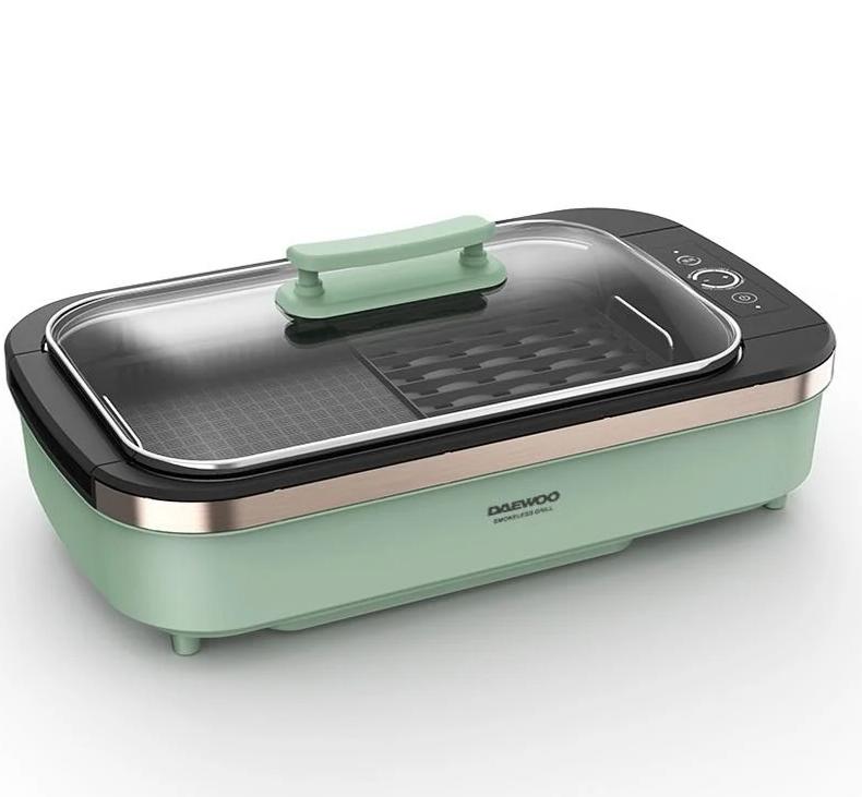 [預訂] DAEWOO SK1 韓國大宇升級款韓式無煙大尺寸電燒烤爐
