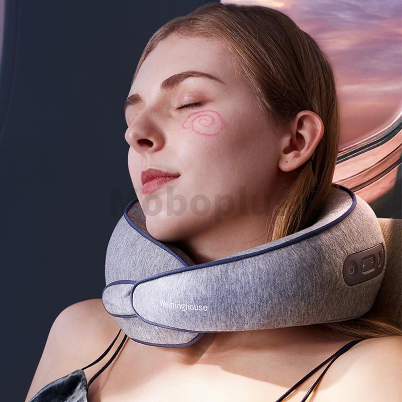 美國 WestingHouse 二合一U型枕頸椎按摩儀U206