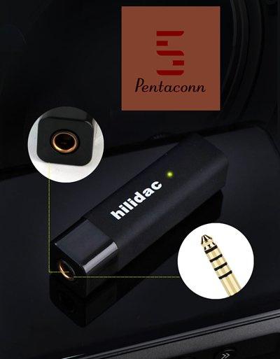 Audirect Hilidac Beam 2S 便攜USB解碼器