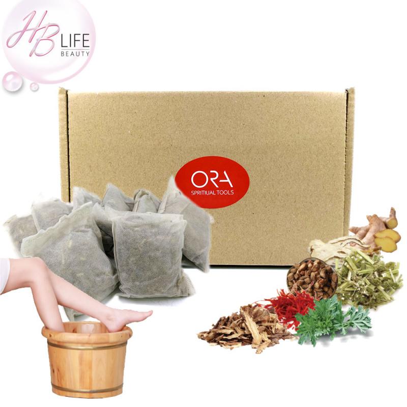 ORA 原藥材泡腳包盒裝 - 升級8味配方(8包)