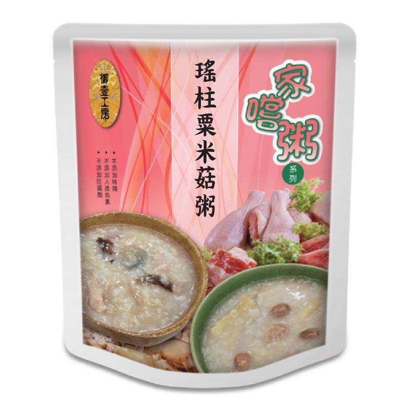 27 御壹工房 瑤柱粟米菇粥 (400克)