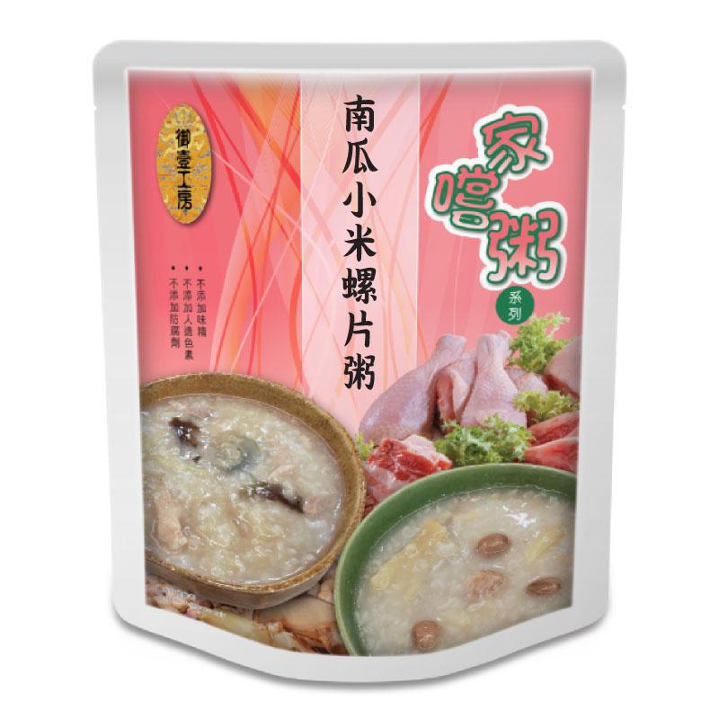 28 御壹工房 南瓜小米螺片粥 (400克)