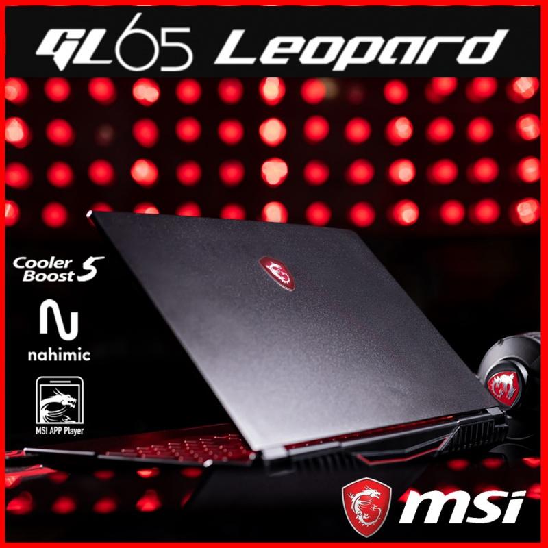 "MSI GL65 Leopard 10SFSK 15.6""獵豹系列電競筆電( i7-10750H / RTX2070 Super / 144Hz )"
