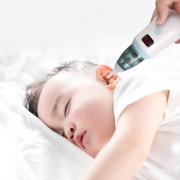 韓國B&C新款嬰幼兒電動矽膠吸鼻器 嬰兒鼻涕清理家用吸鼻通鼻