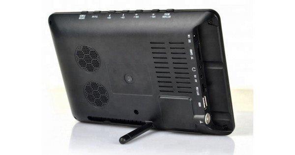 SUPER 9寸手提iDTV數碼電視機 D9-IDTV