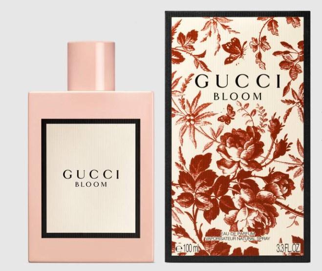 Gucci Bloom 綻放香水50ml