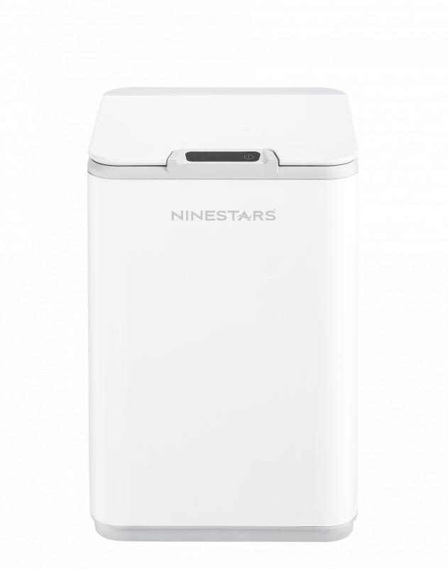 Ninestars 防水智慧感應垃圾桶(10升)DZT-10-35S