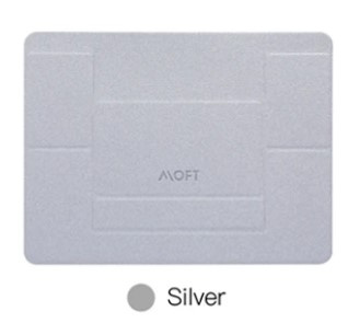 Moft Stand 非黏貼款隱形筆記本電腦支架
