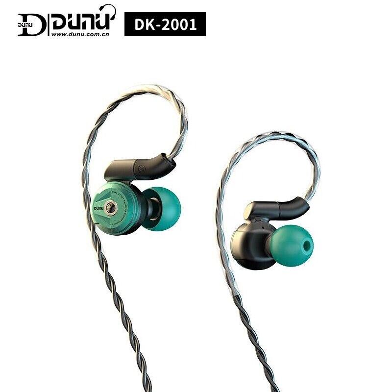 DUNU DK-2001 四單元圈鐵耳機