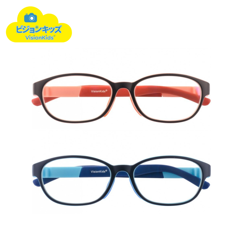 VisionKids HAPPIMEGANE 兒童防藍光眼鏡
