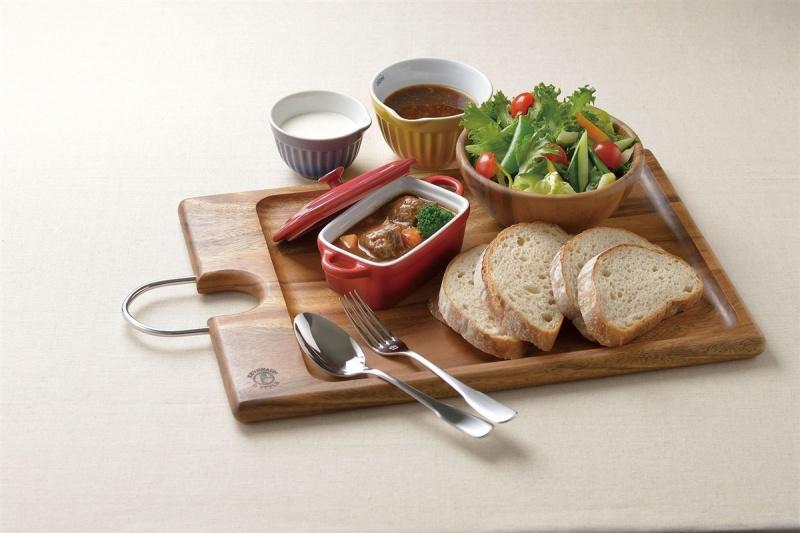 KDS - KEVNHAUN D STYLE 砧板及早餐盤 日本品牌 泰國生產 KDS166