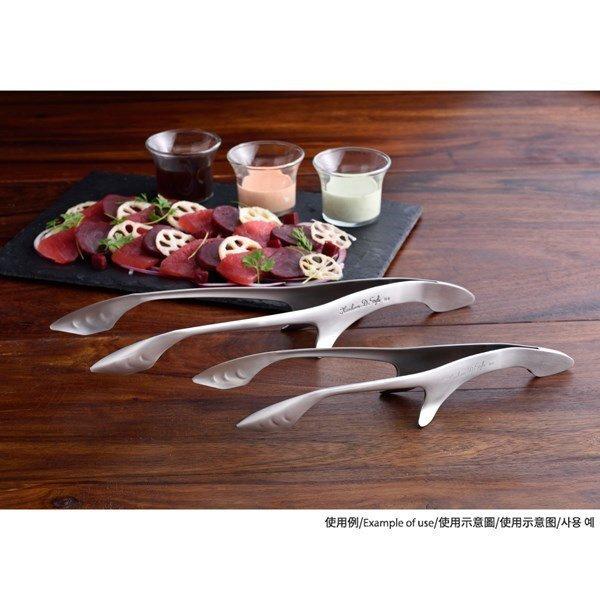 Kevnhaun 日本製不銹鋼煮食鉗