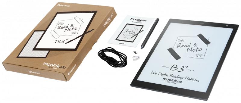 【港澳免郵】Readmoo 讀墨 mooInk Pro 13.3'' 電子書平板 (帶繁體書城的 Sony DPT-RP1)