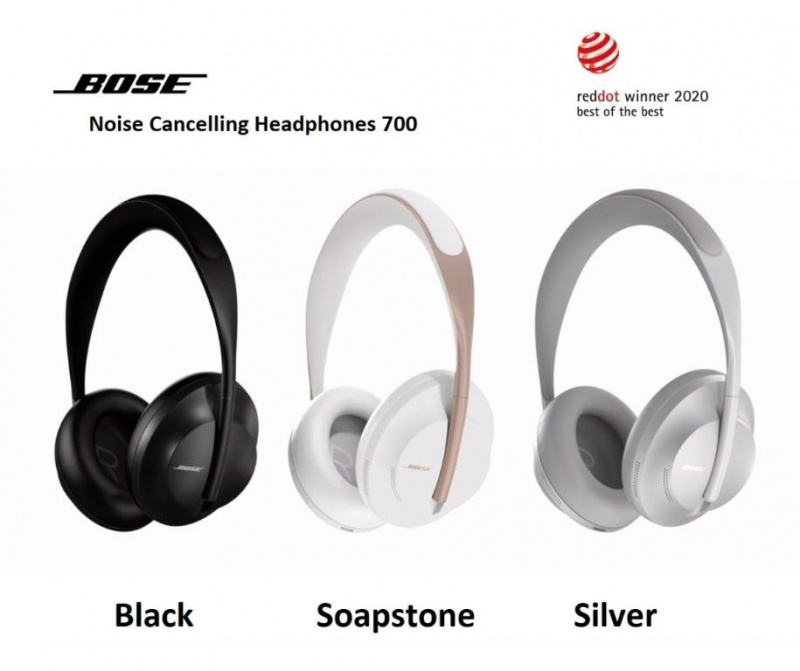 Bose Noise Cancelling 700 耳機