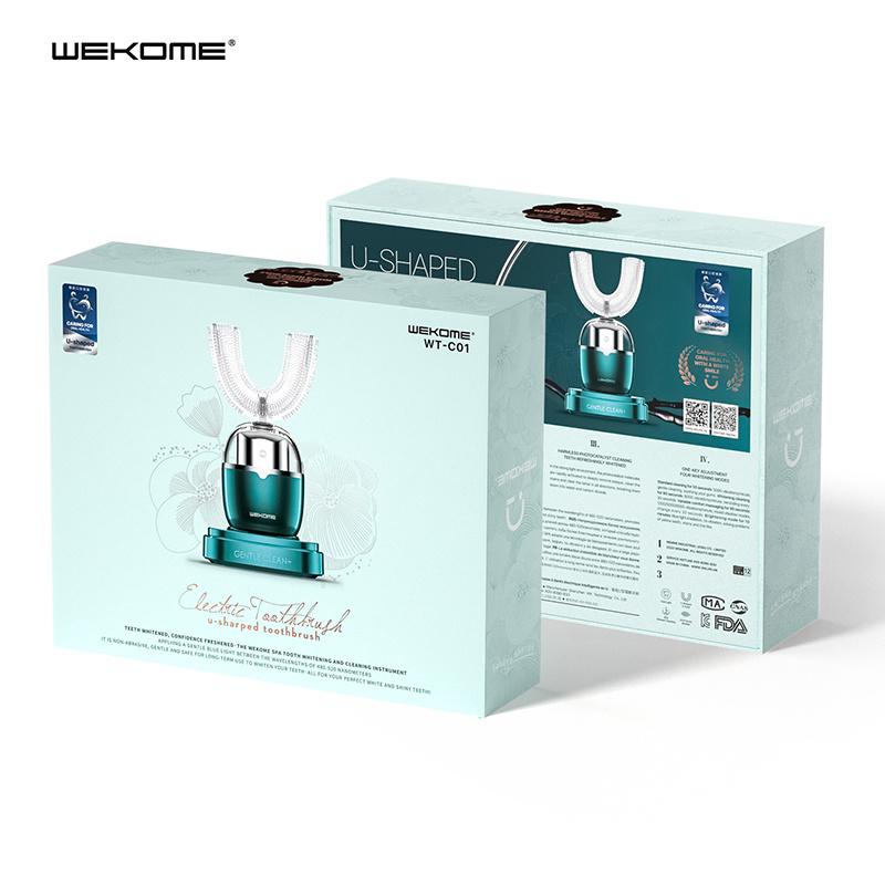 Wekome 智能U型電動牙刷套裝 WT-C01