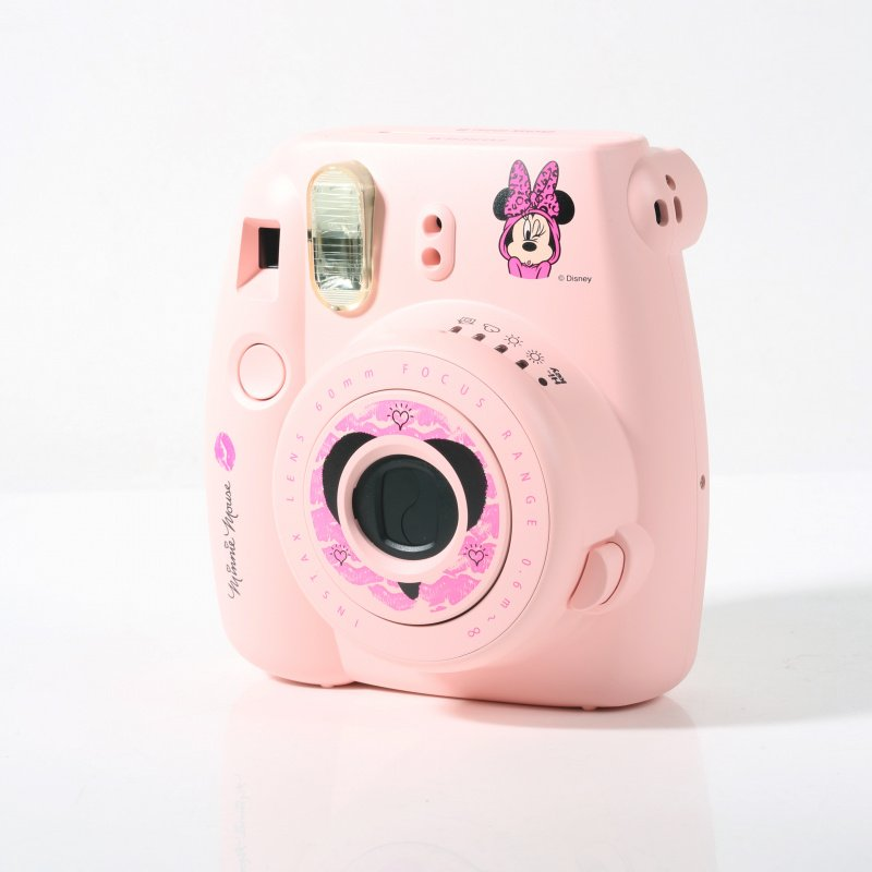 Fujifilm Instax Mini 8 Minnie Mouse (Pink)