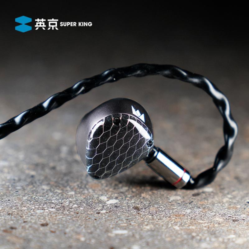 【送NOBLE HALLY 4芯 4.4MM】Noble Audio Zephyr 雙動鐵單元耳機