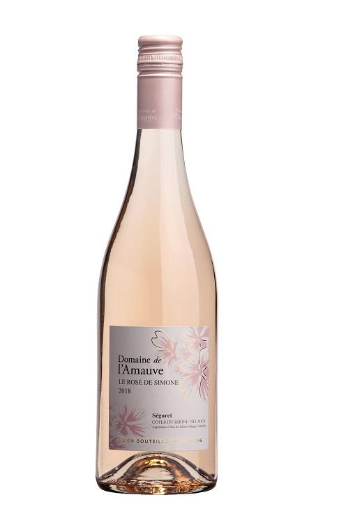 """Domaine de L' Amauve """"Le Rosé d' Yvonne"""" 亞瑪莊園 """"伊馮娜"""""""