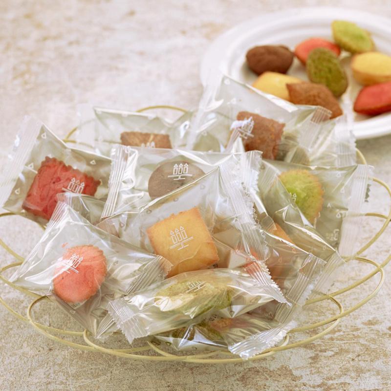 日本Henri C. 法式繽紛雜錦 迷你蛋糕禮盒 (1盒12件)【市集世界 - 日本市集】
