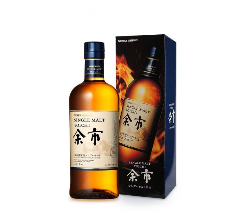 余市 單一麥芽日本威士忌 - 70c/45%