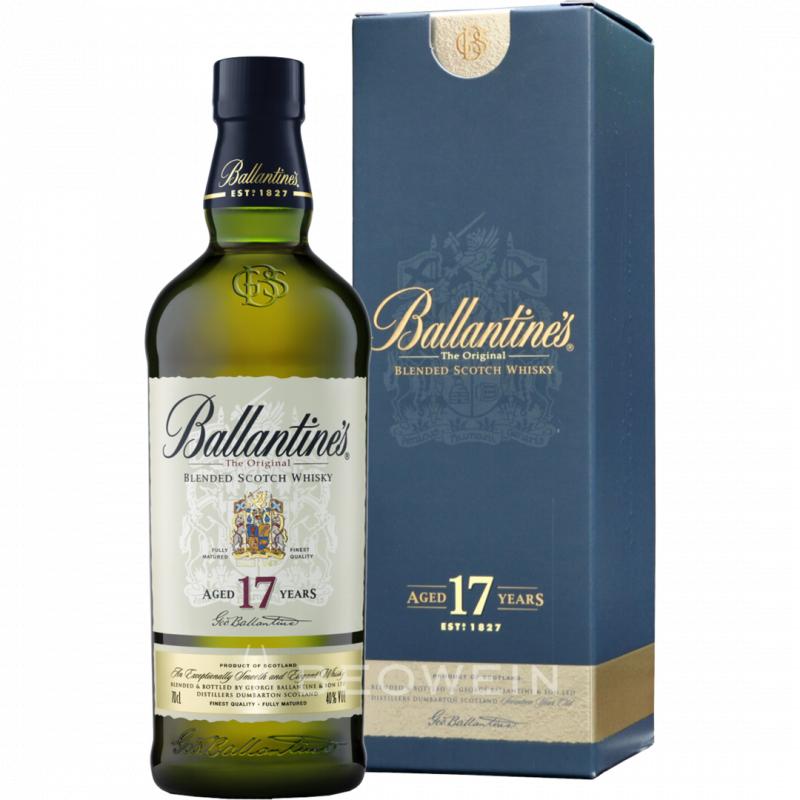 百齡壇 17年 Blended Scotch - 70cl/40%