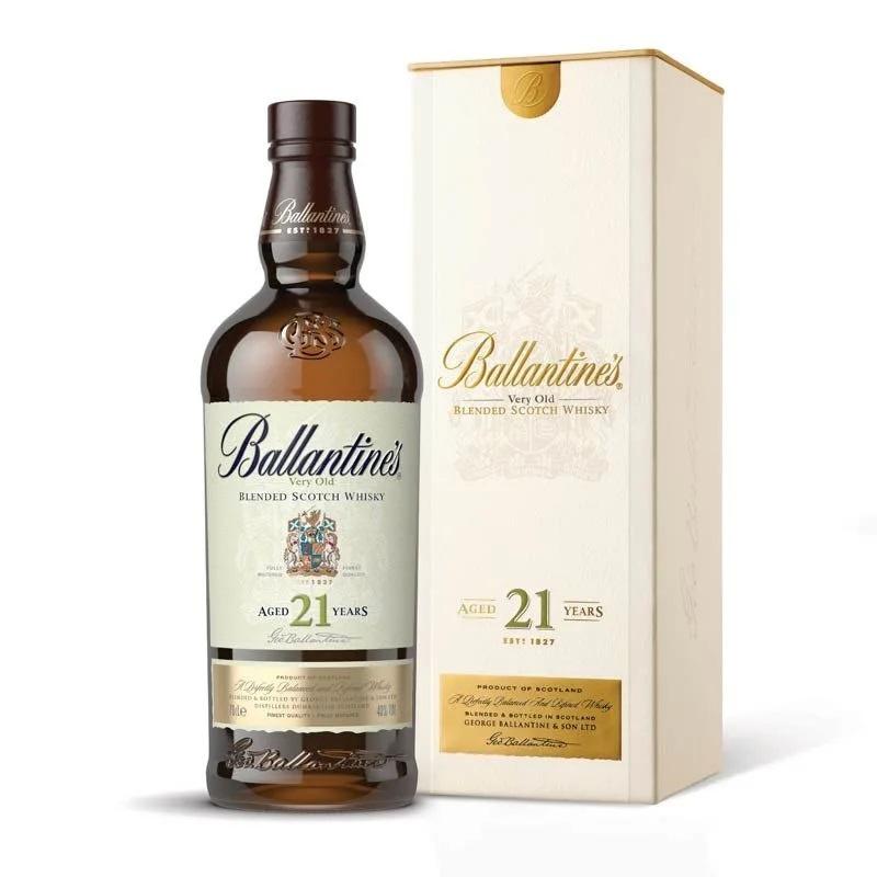 百齡壇 21年 Blended Scotch - 70cl/40%