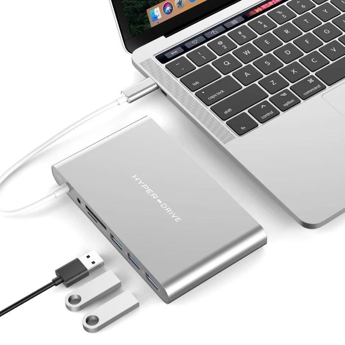HyperDrive Ultimate 11-in-1 USB-C Hub 11合1 轉插器