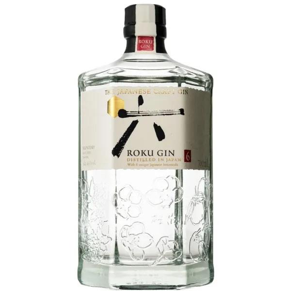 Roku Gin - 70cl/43%