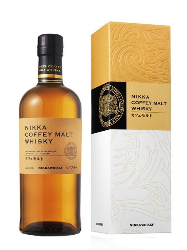 Nikka Coffey Malt Japanese Whisky - 70cl/45%