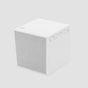 韓國 SK TELECOM 藍芽喇叭 UO CUBE SPEAKER S [白色] 需購買兩個喇叭以實現立體聲效果