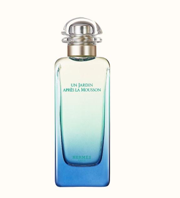 Hermes UN JARDIN APRES LA MOUSSON 雨後花園淡香水100ml