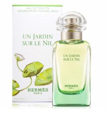 Hermes愛馬仕UN JARDIN SUR LE NIL 尼羅河淡香水50ml