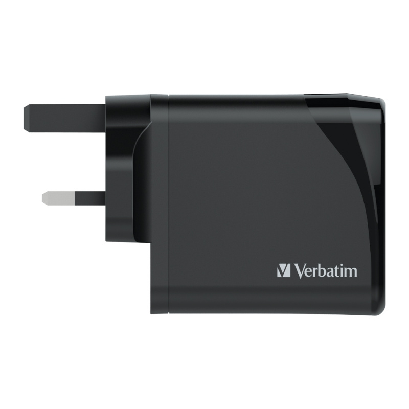 Verbatim Dual Ports 36W QC3.0充電器 (66346)