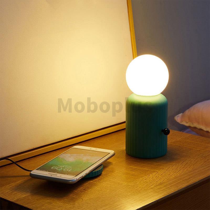 IDMIX D6 無線充台燈