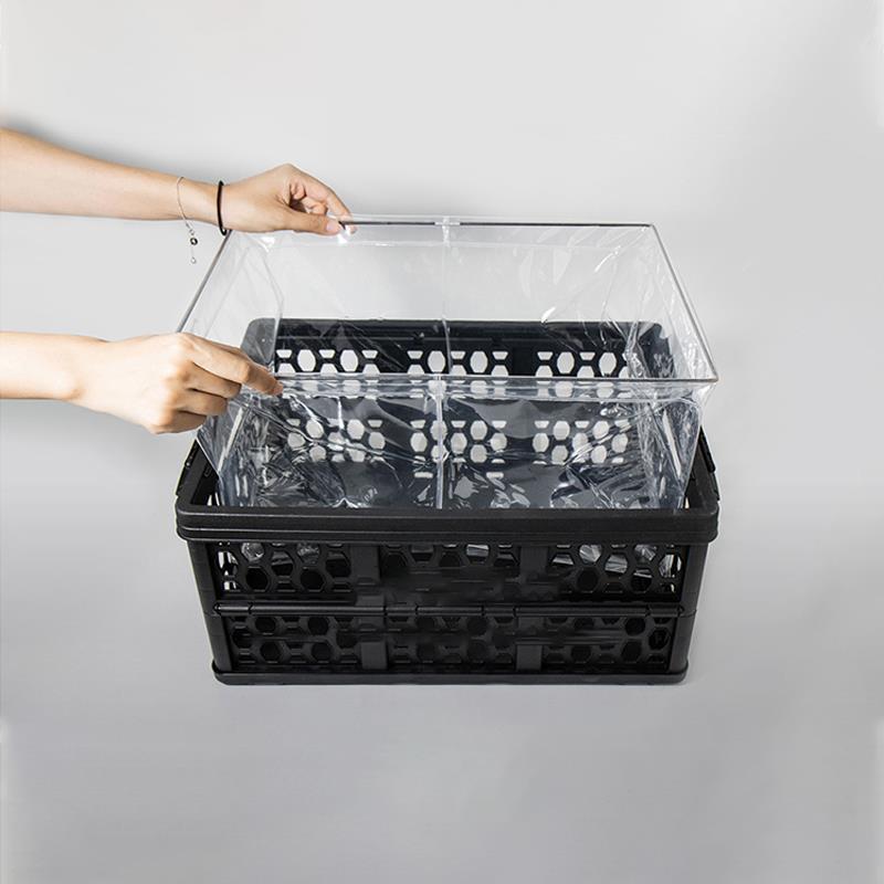 西班牙 LAQ DESIGN STORAGEGO 多功能折疊收納箱