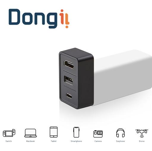 Dongii Switch Hub EH023