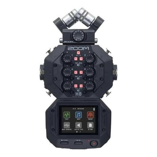 Zoom H8 - Handy Recorder