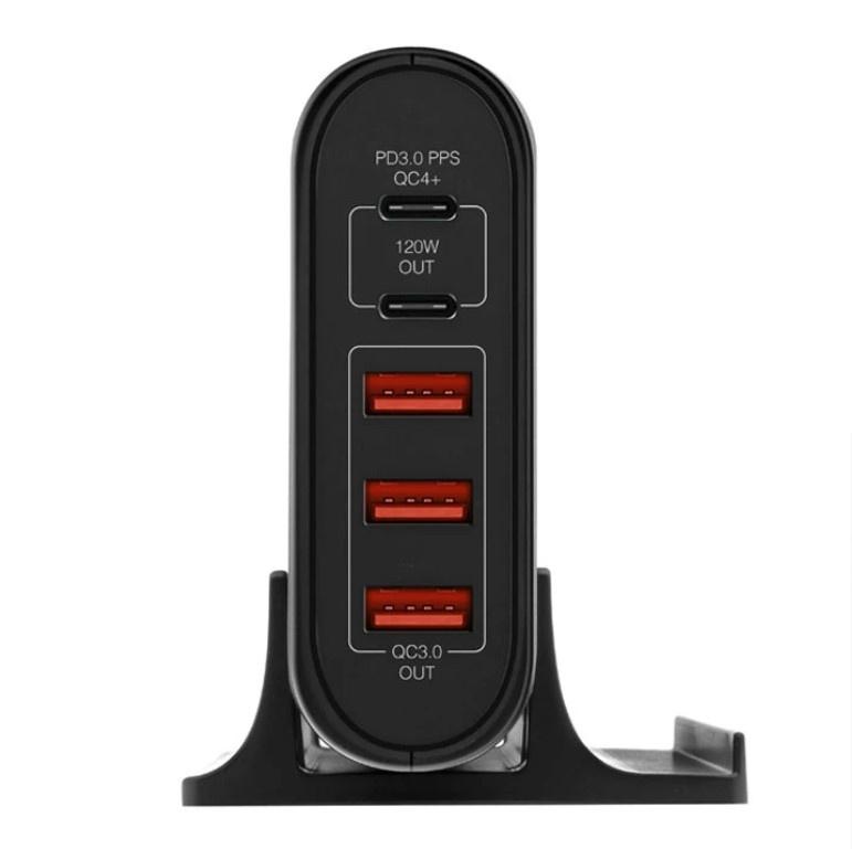 Maxpower 牛魔王 5位桌面 USB 充電器 TX1200