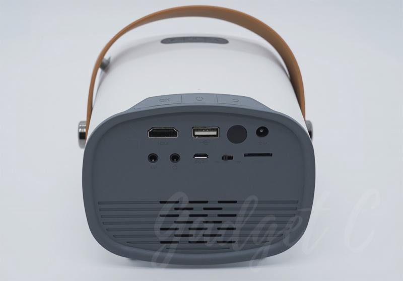 GadgetC 電池版便攜式高清投影機
