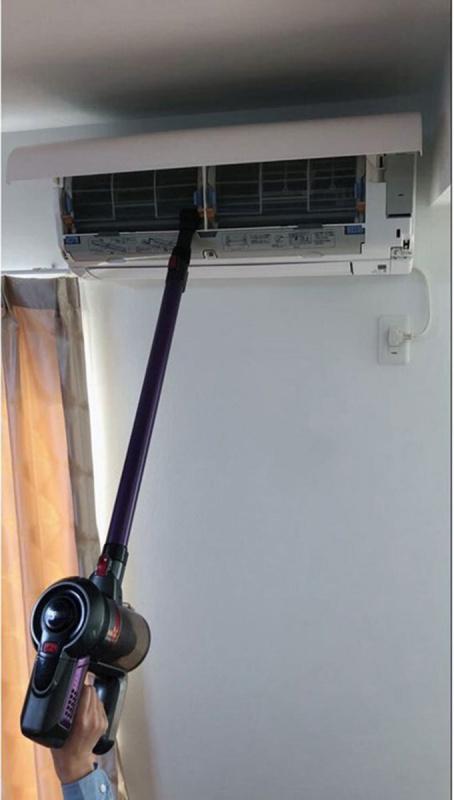 日本 AIRBOT - iRoom - Airism Series - CV100 手持式無線吸塵機