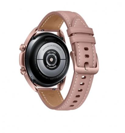 Samsung Galaxy Watch 3 Stainless Steel 41mm Mystic Bronze 智能手錶 [R850]