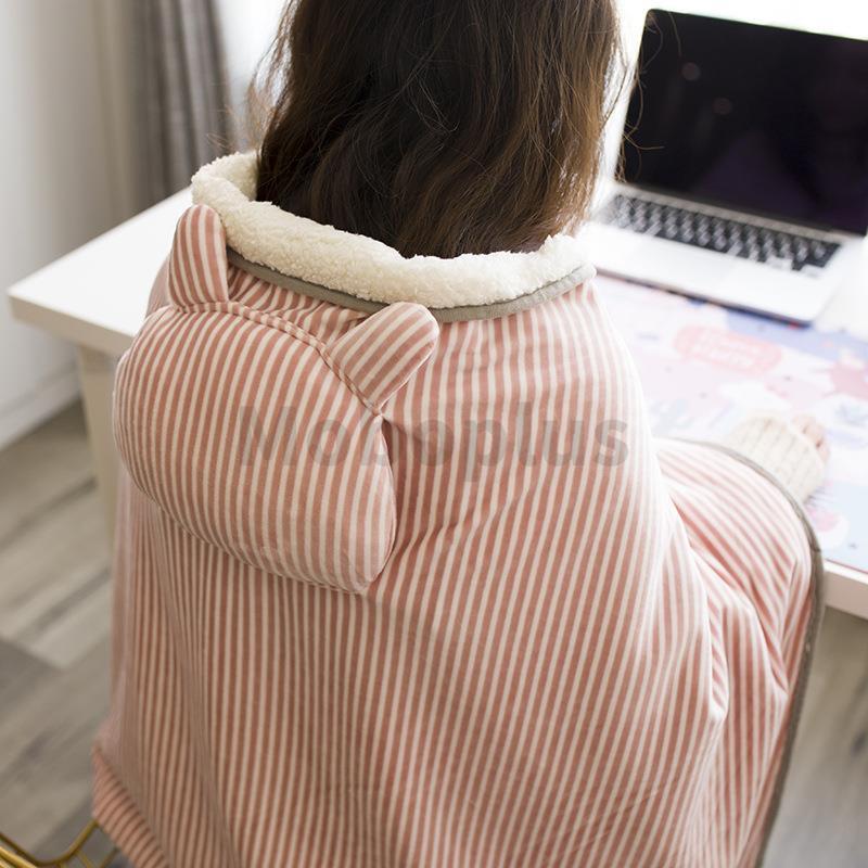 LifeDeco USB多功能電熱暖身毯